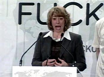 Laurel Broten tells us all to Flick Off.