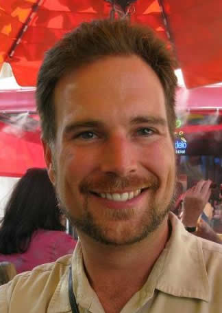 David Driver, Freedom Party's candidate in Kitchener-Waterloo
