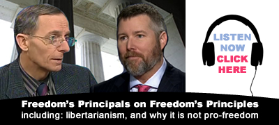 Freedom's Principals on Freedom's Principles